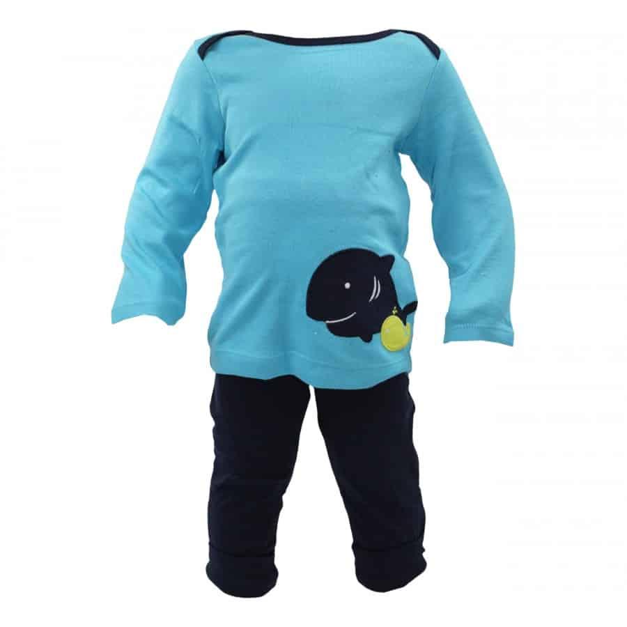Hainute bebelusi, set body, bluza, pantaloni