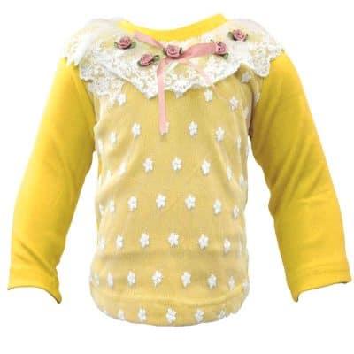 Alege bluzita pentru bebelusi fetite