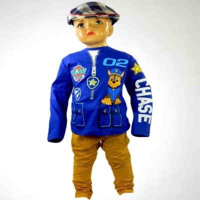 Haine pentru copii-bluze Paw Patrol