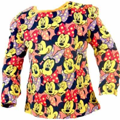 Bluza pentru fete minnie mouse