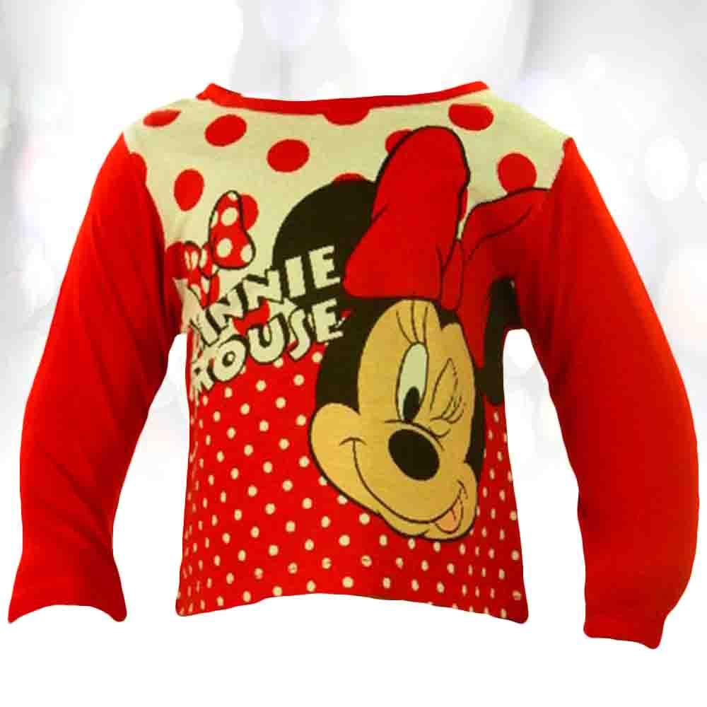 Alege bluze bebelusi fete-bluza Minnie Mouse