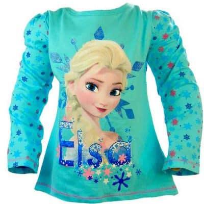 Bluza fetite Ana si Elsa