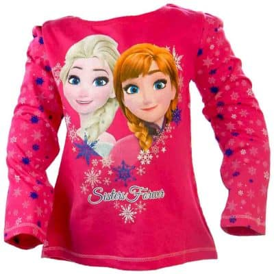 Hainute fete-bluza Frozen