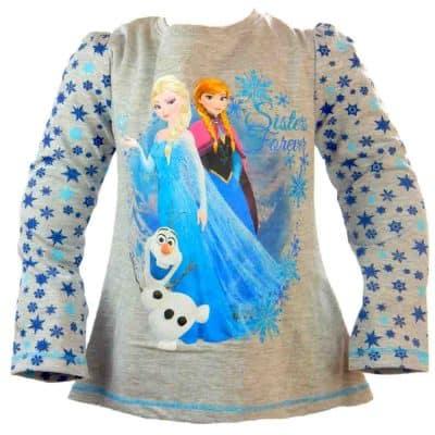Haine pentru fete, bluza Frozen