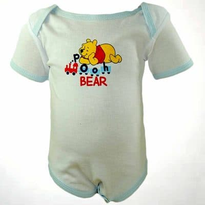 Alege body bebe Winnie the Pooh