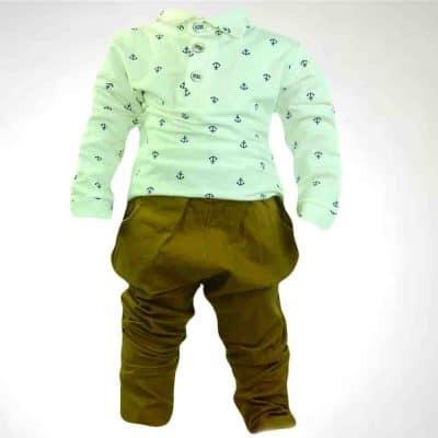 Compleuri bebelusi, bluza si pantaloni