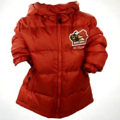 Imbracaminte copii ieftina, geaca Angry Birds