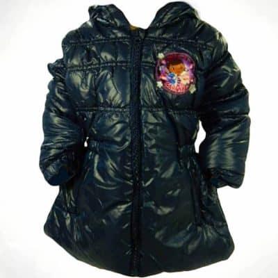 Geaca Plusica ptr fetite-haine fete ieftine