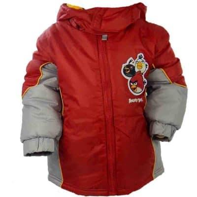 Reduceri hainute copii-geaca Angry Birds
