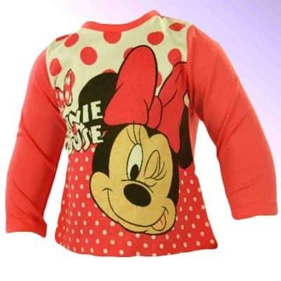 Hainute bebelusi-Bluza Minnie Mouse