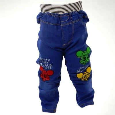 Alege blugi baieti Mickey-colectia haine copii online
