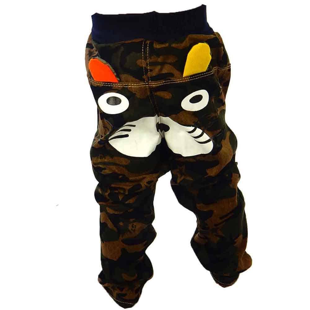 Alege din colectia haine copii-Pantaloni casual