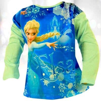 Alege bluza fetite Frozen