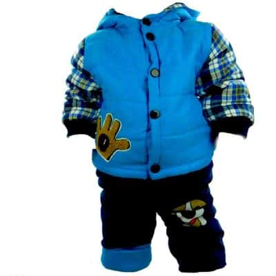 Costum gros -Geaca si pantaloni bebelusi