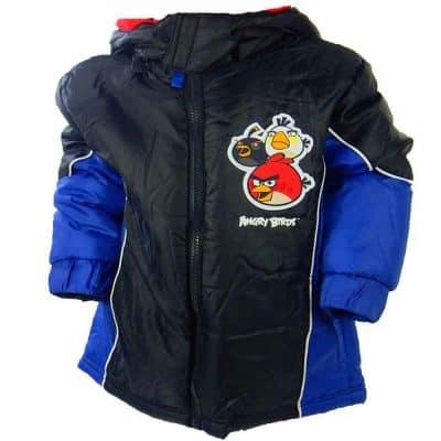 Imbracaminte copii, geci copii ieftine, haina Angry Birds