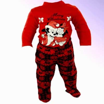 Compleu-cu Mickey si Minnie Mouse
