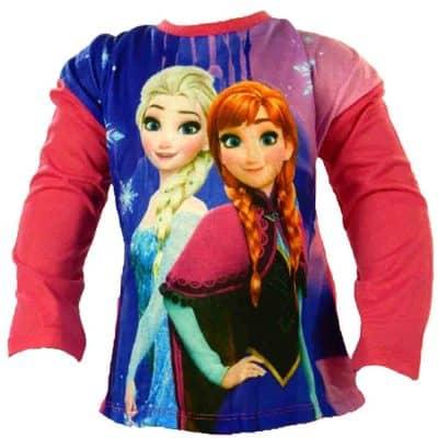 Haine pentru fetite- bluza fetite Ana si Elsa