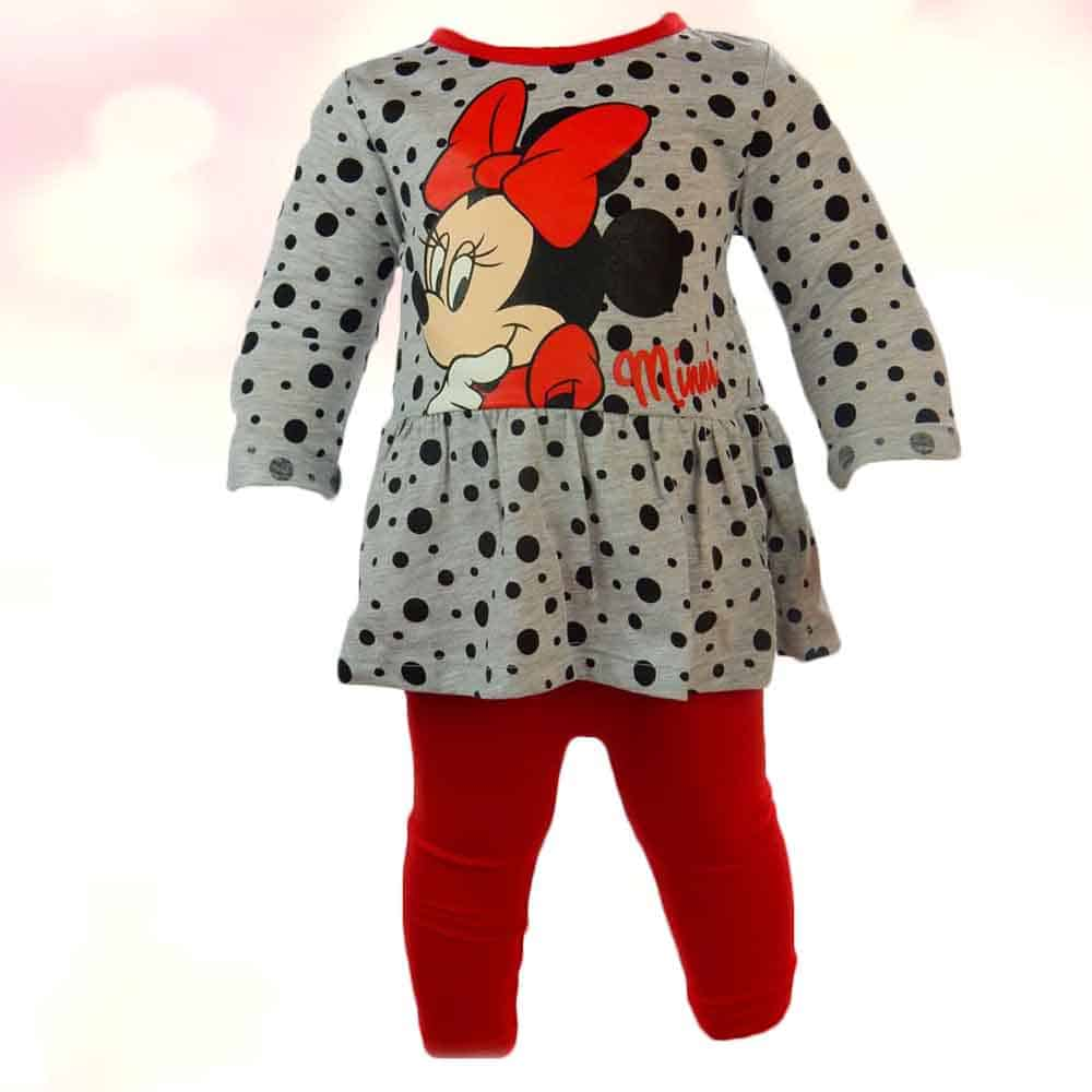 Alege set fete Minnie Mouse-haine bebe fete