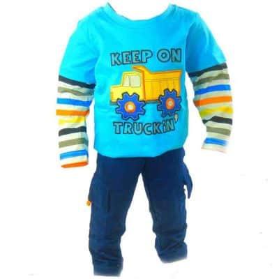 Trening bebelusi-bluza si pantaloni