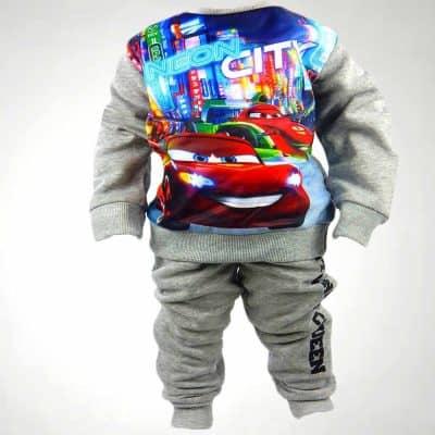 Nu rata reducerile haine copii-Trening Cars Vatuit