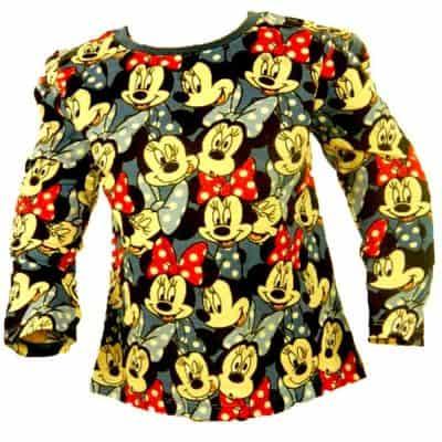 Hainute fetite- bluza fetite Minnie Mouse