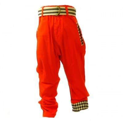 Pantaloni pentru copii ptr o tinuta casual