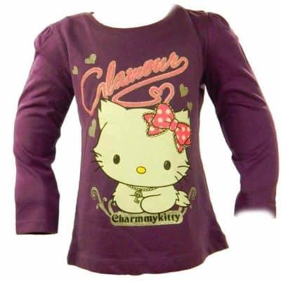 Imbracaminte de fete bluza mov