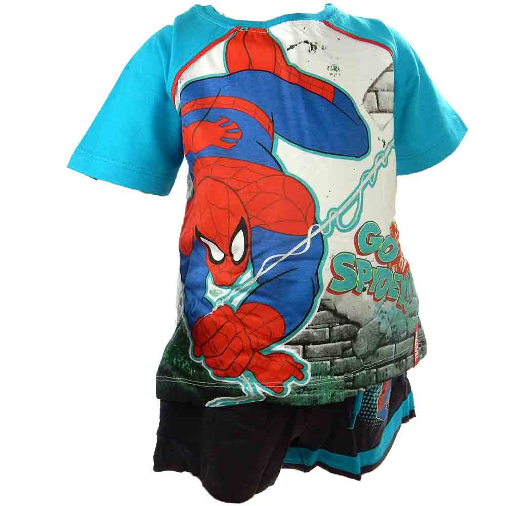 Alege compleu Spiderman-haine copii online