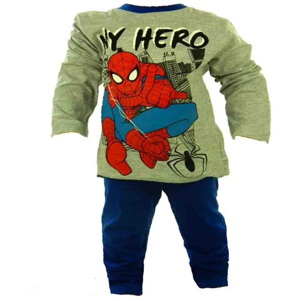 Set interior Spiderman