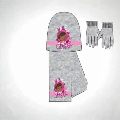 Imbracaminte fete fular manusi caciula