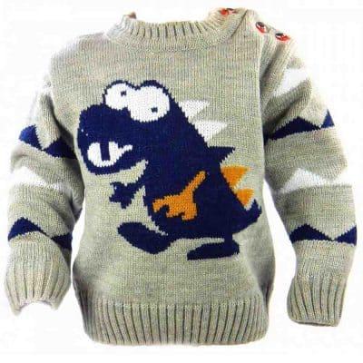 Pulover bebelusi Dino