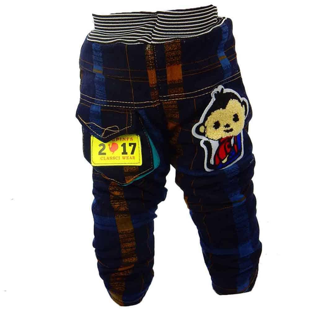 Alege pantaloni grosi bebelusi