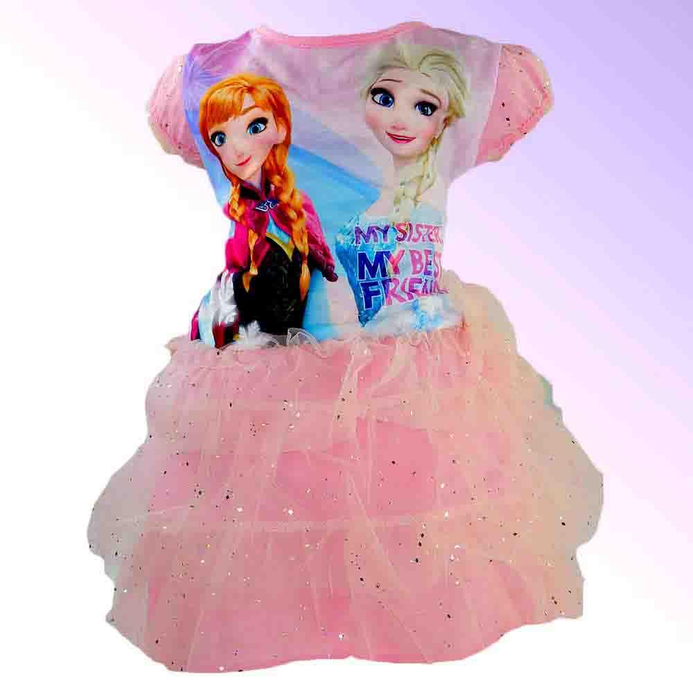 Rochita printesa-rochita Ana si Elsa