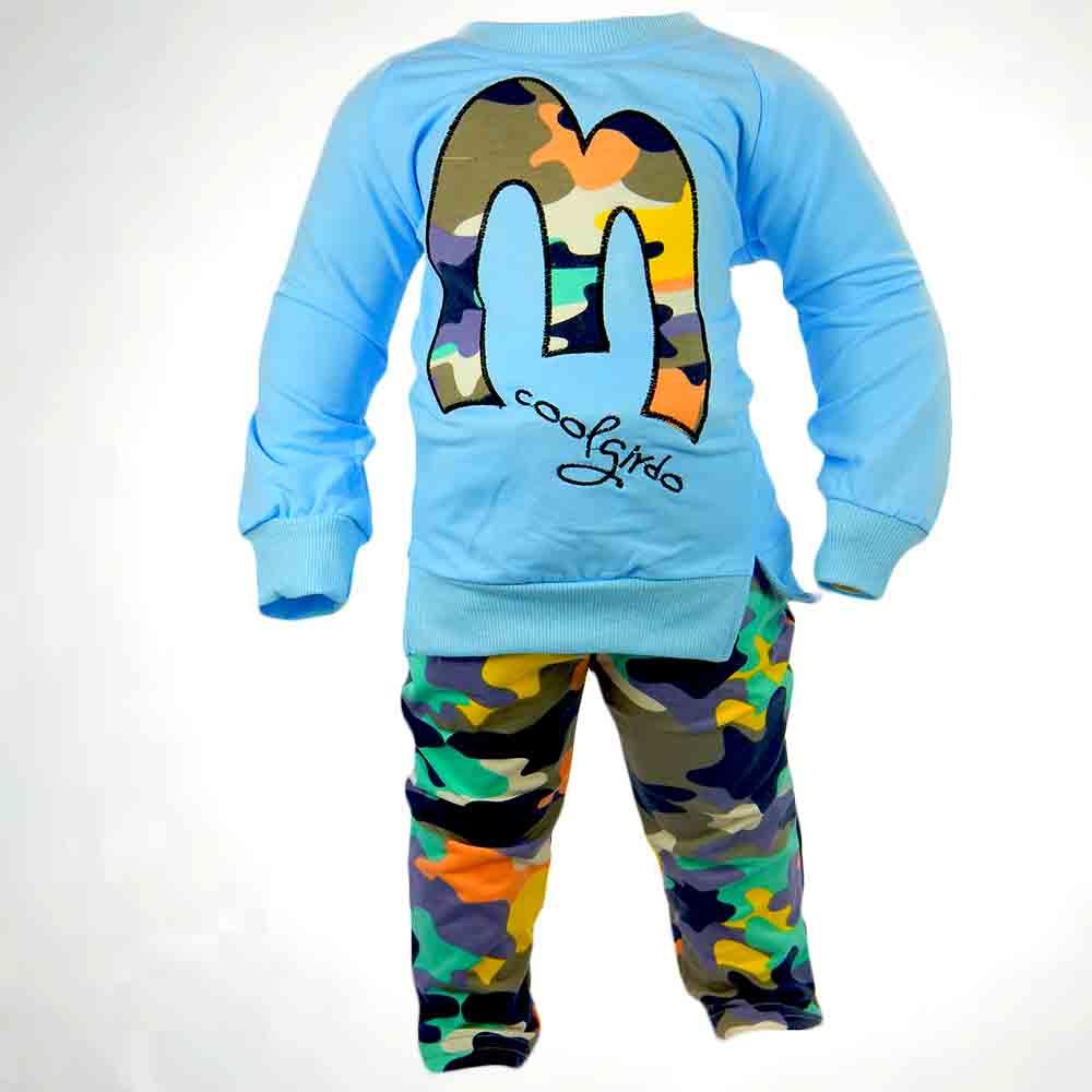 Bluza si pantaloni pentru copii