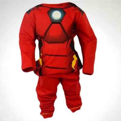 Pijamale copii Avengers, 4-8ani