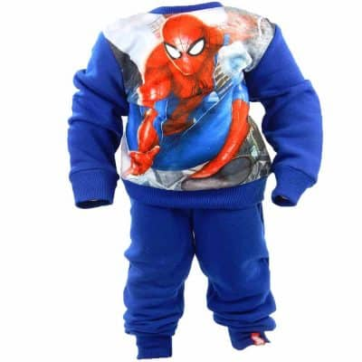 Trening copii Spiderman