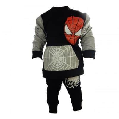 Alege haine copii, Trening baieti Spiderman