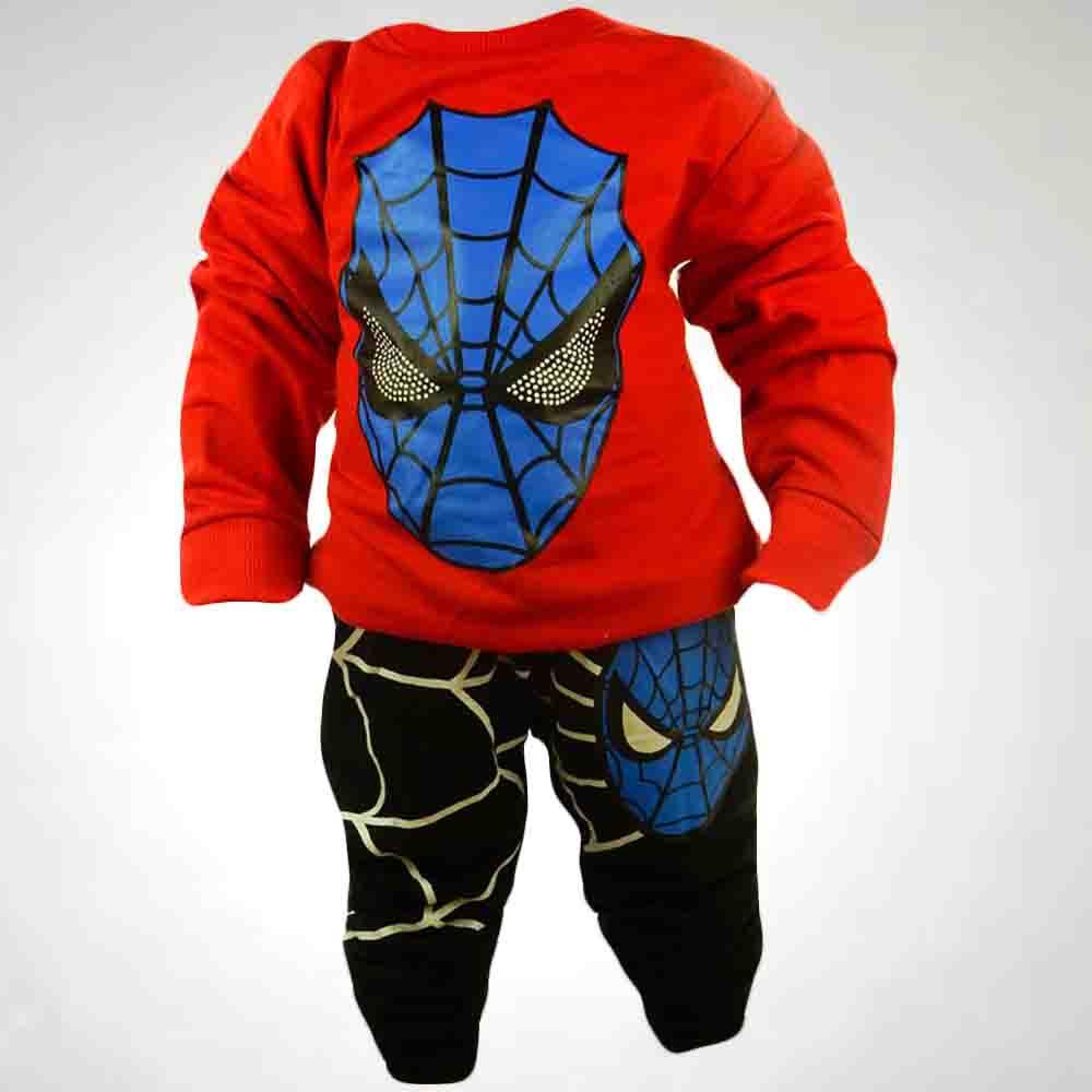 Trening baieti Spiderman
