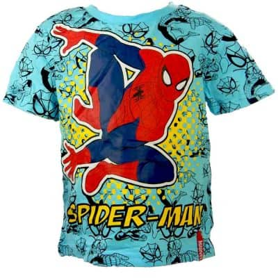 Hainute disney copii tricou Spiderman