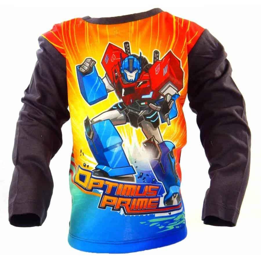 Hainute copii disney Bluza Optimus Prime