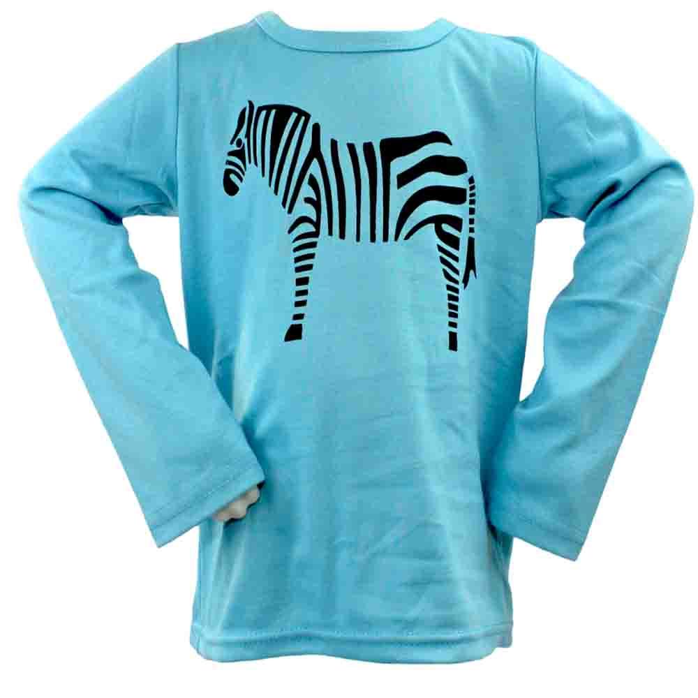Bluza pentru copii albastra