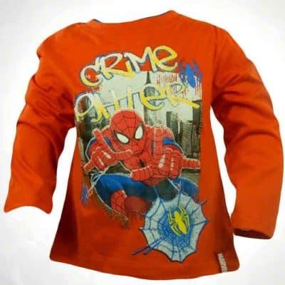 Haine copii ieftine, bluze baieti spiderman