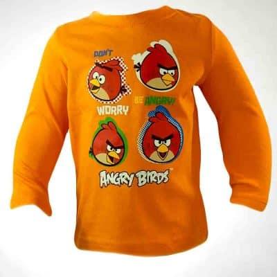 Hainute disney bebelusi-bluza Angry Birds