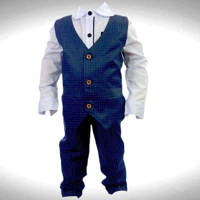 Haine pentru copii, costum elegant baieti