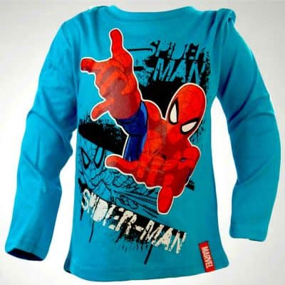 Bluze copii online, haine Spiderman