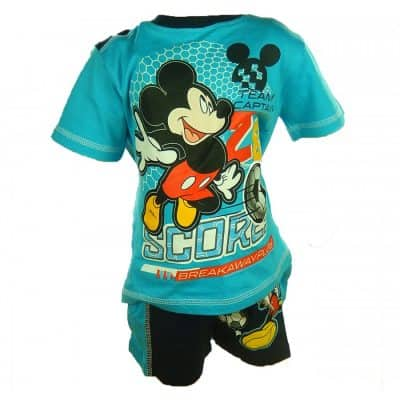 Hainute copii Mickey Mouse, set vara