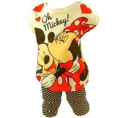 Alege hainute fete, compleu fetite Minnie Mouse