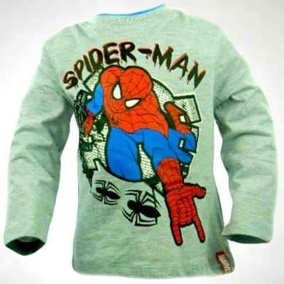 Alege haine copii online, bluza spiderman