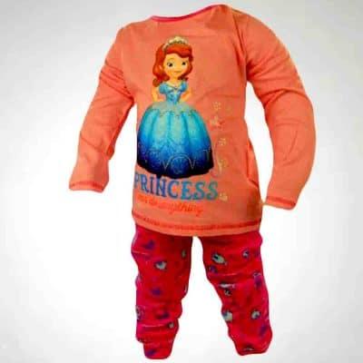 Alege hainute fete Sofia, set colanti si bluza