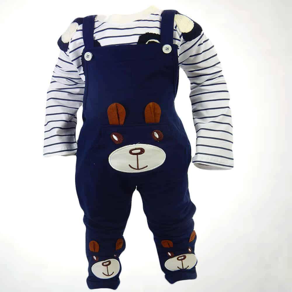Salopete pentru bebelusi Ursulet